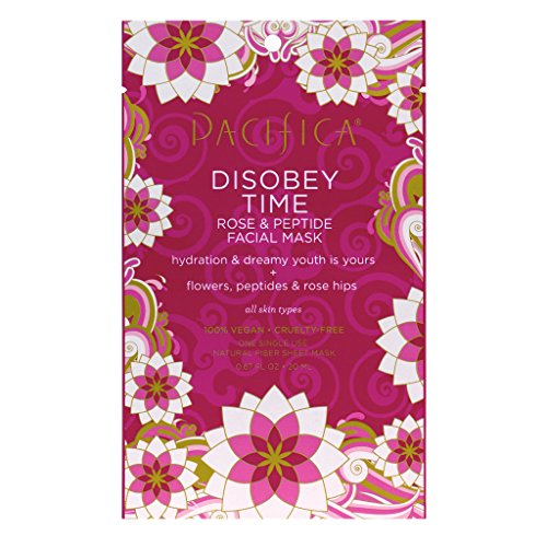 Pacifica Disobey Time Rose & Peptide Facial Mask, 1Count 1 - My Weight Loss Today