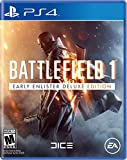 Battlefield 1 Early Enlister Deluxe Edition - PlayStation 4 (Video Game)