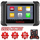 Autel MaxiDAS DS808K Automotive Diagnostic Scanner, 2020 Newest Car Scan Tool, Upgraded of DS808, MP808, Bi-Directional, All Systems Diagnosis, Key Fob Coding, ABS Bleed, Oil Reset, EPB, SAS, DPF, BMS