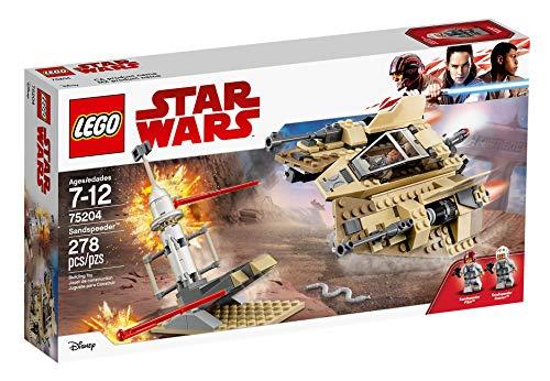 LEGO Star Wars? Episode VIII: Sandspeeder?