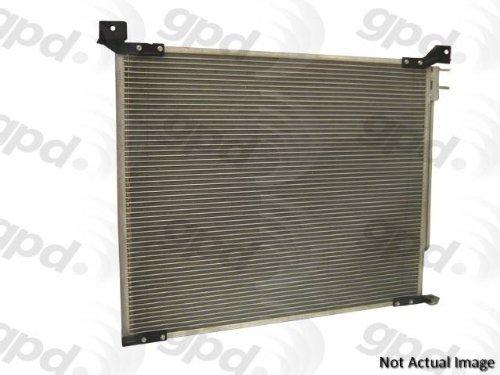 Global Parts 4678C A/C Condenser