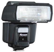 Nissin i60 - Flash para Canon, negro