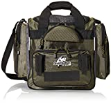 Okeechobee Fats Fisherman Deluxe Tackle Bag (Includes 8 Utility Tackle Boxes)