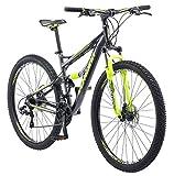 Schwinn Traxion Mountain Bike, Full Dual Suspension, 29-Inch Wheels