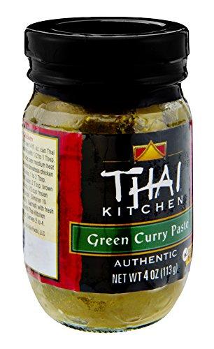 Thai Kitchen Gluten Free Green Curry Paste, 4 Ounce