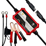 Foval Automatic Trickle Battery Charger 12V 1000mA Smart Battery Charger