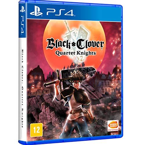 Itim na clover quartet knights - playstation 4