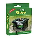 Coghlan's Folding Stove, 5' H x 6.5' W x 6.5' L , Black