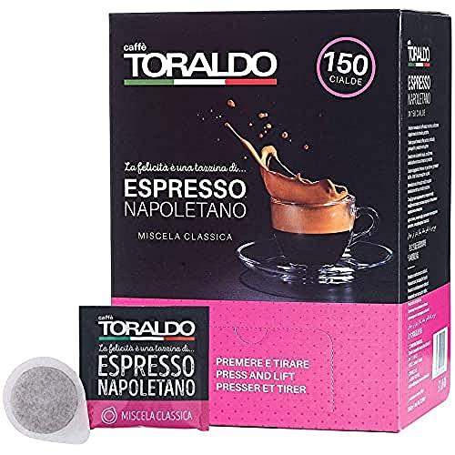 Caffè Toraldo Napoletano Miscela Classica 150 Cialde