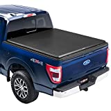TruXedo Truxport Soft Roll Up Truck Bed Tonneau Cover | 297701 | fits 2015 - 2021 Ford F-150 5' 7'...