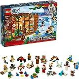 LEGO City Advent Calendar 60235 Building Kit (234 Pieces) (Discontinued by Manufacturer)