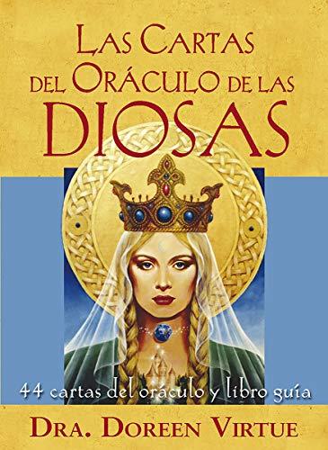 Las Cartas Del Oráculo De Las Diosas: 44 cartas del oráculo y libro guía (Tarot y adivinación)