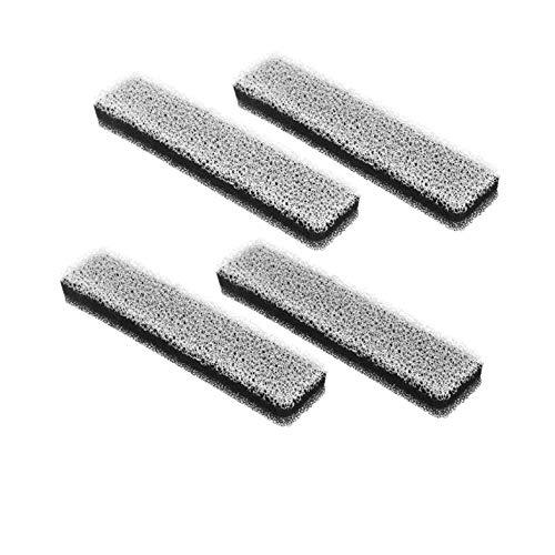 NPET 自動給水器WF020TP 交換用フィルター 活性炭 イオン交換樹脂 1セット4枚
