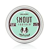 Natural Dog Company  Snout Soother | All-Natural Remedy for Chapped, Crusty, and Dry Dog Noses | Veterinarian Recommended  1 Oz Tin