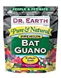 Dr. Earth 726 Premium Organic and Natural Bat Guano with Trubiotic, 7-3-1,Multi,1.5 lb