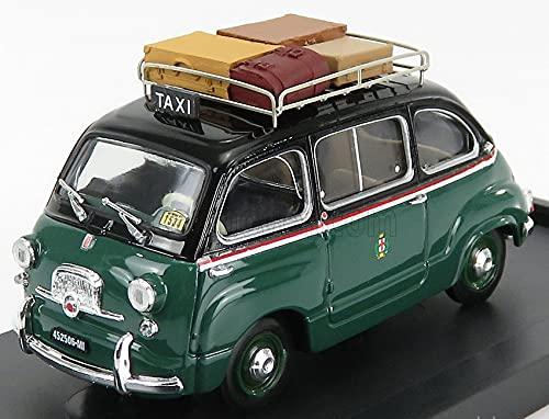 ブルム 1/43 フィアット 600D ムルティプラ ミラノ タクシー 1960 BRUMM FIAT 600D MULTIPLA TAXI MILANO [...