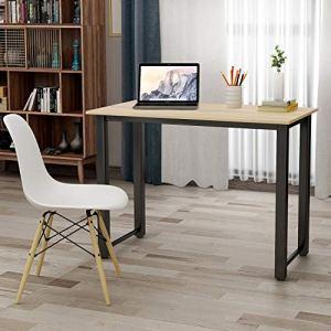 47' Writing Desk Table Workstation for Home & Office (Oak)