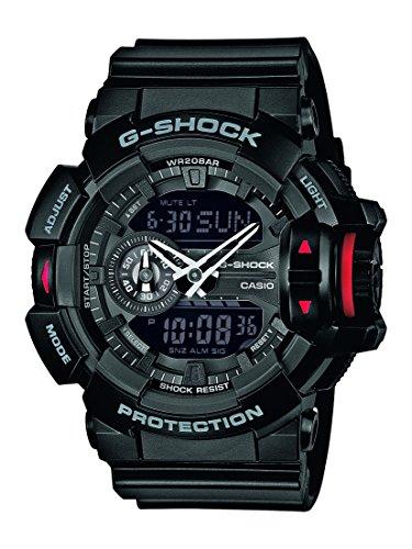 G-Shock Herren Armbanduhr GA-400-1BER