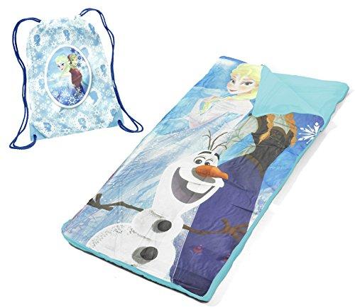 Disney Frozen Slumber Set w/Drawstring Backpack