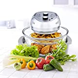 Big Boss Oil-less Air Fryer,...