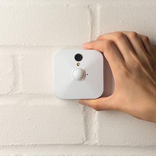 511-nbYSHfL Blink - Système de sécurité à domicile (intérieur) (1e génération) avec détection de mouvement, vidéo HD, 2 années ...
