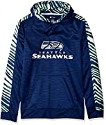 Officially licensed by the NFL High quality, screen print team logo Cozy interior with long sleeves and rib cuffs Machine Wash Cold, Tumble Dry Low Since the 1980's, Zubaz has become known for it's adventurous design, high product quality, and amazin...