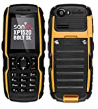 Sonim XP1520 BOLT SL Ultra Rugged IP-68, MIL SPEC-810G Cell Phone (AT&T) (Renewed)