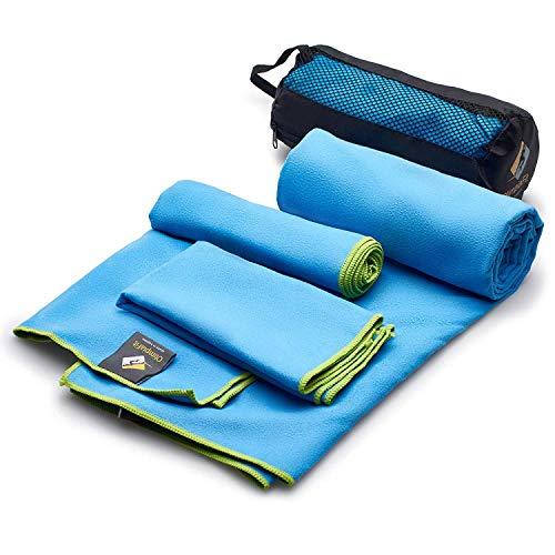 OlimpiaFit 3-size Towels