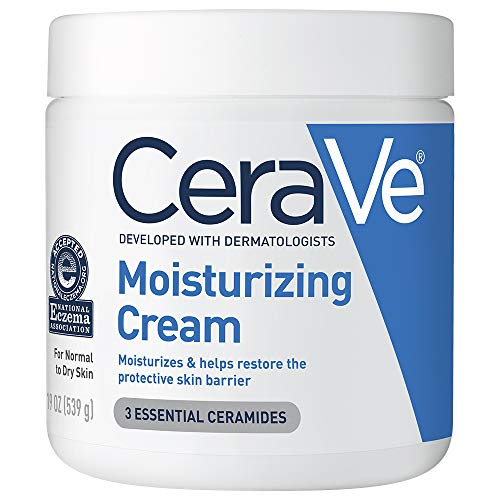 CeraVe Moisturizing Cream for Normal to Dry Skin | 19 Ounce | Fragrance Free | Packaging May Vary