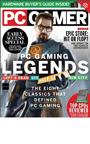 PC Gamer (English Edition)