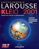 Encyclopédie Larousse Kleio 2001