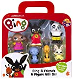 Bing-& Friends 6 Figura Regalo, Colore Set, 3519