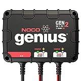 NOCO Genius GENM3, 3-Bank,...