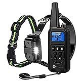 Slopehill Dog Training Collar with Beep, Vibration, Shock and Light Training...