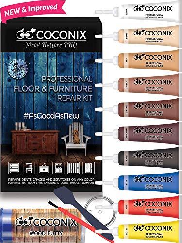 Coconix Floor and Furniture Repair Kit - Restorer of Your Wooden...