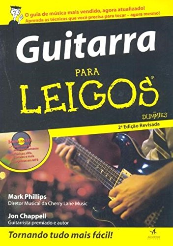 Guitarra Para Leigos ( For Dummies )