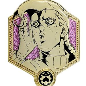 Golden Vinegar Doppio: Jojo's Bizarre Adventure Collectible Pin