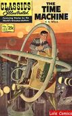 The time machine-h. G. Wells (golden comics illustrated) (english edition)