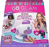 Cool Maker, Go Glam Máquina de decoración de uñas para manicura y pedicura, con 5 decoraciones y ventilador, ...