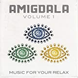 3 CD Music for your Relax Amigdala avec porte-encens, Meditation, Yoga and Magic Dream