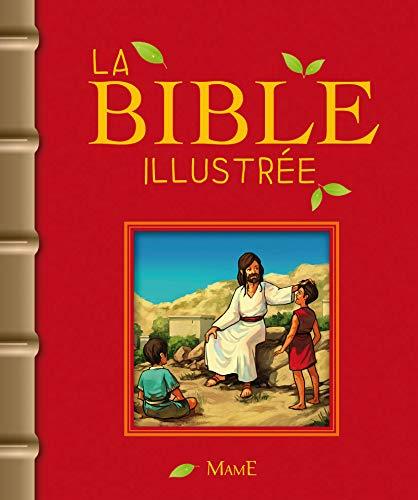 La Bible illustrée (couleur de couverture varié)