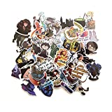 Harry Potter Graffiti Sticker PVC Maleta Impermeable Skateboard Refrigerador Laptop Body Sticker 49PCS