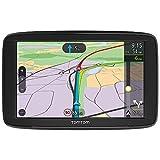 TomTom Navegador GPS Via 62, 6 Pulgadas con Llamadas Manos Libres, tráfico a través de teléfono...