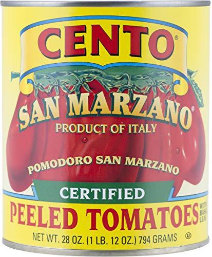 Cento San Marzano Peeled Tomatoes, 28 oz