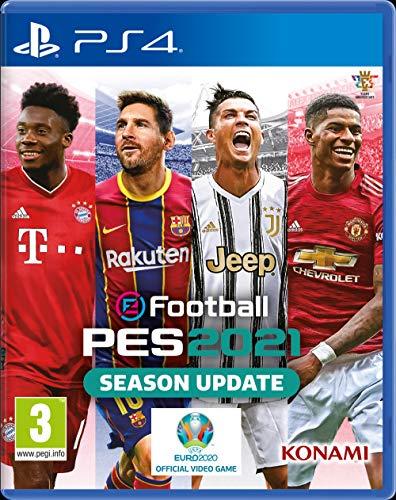 Videogioco Konami eFootball PES 2021 Season Update
