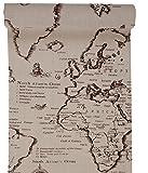 Santex Chemin de Table Voyage 29cm x 3m (x1) REF/5002