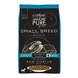 Canidae Pure Petite Raw Coated Salmon Dog Food 10Lb