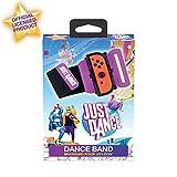 Einzigartiges und exklusives Manschettendesign für den Nintendo Swirtch JoyCon Controller in den Farben von Just Dance 2020, dem beliebtesten Tanzspiel seiner Generation! Sie brauchen Ihre Joy-Con nicht zu halten, stecken sie direkt in Ihre Manschett...