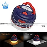 Lanterne de Camping à LED Fogeek, Mini Rechargeable, Lumière Chaude,...