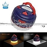FOGEEK Lanterne de Camping à LED, Mini-Tente...